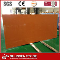 New Product Engineered Stone Artificial/ Imitation/Faux Quartz Slabs Table Top/Wall Cladding
