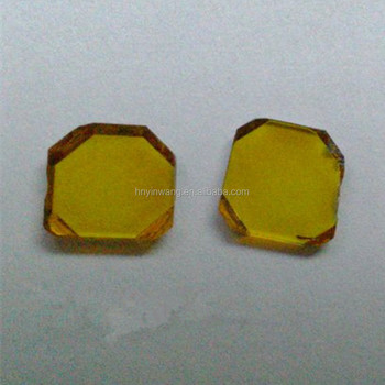 HPHT CVD Large Single Crystal Synthetic Diamond Plates,High Quality