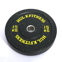 2017 Crossfit Hi Temp Bumper Plate Weight Lifting Bumpers