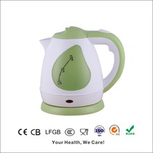 Home using plastic cheap rapid boil water electric kettle
