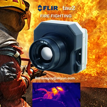 Flir Tau 2 Technology Far security High resolution used for drone thermal Camera drones with hd camera Thermal gimbal camera