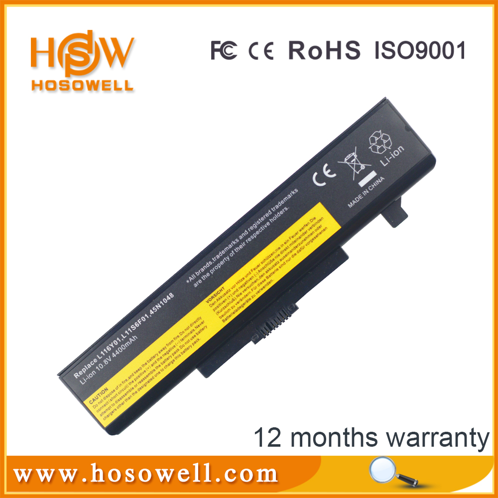 Extended Battery for Lenovo Ideapad Y480 Y580 Z380 G580