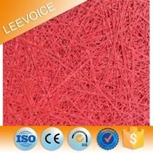 Chinese sound deadening paint Natural Wood Wool Panel