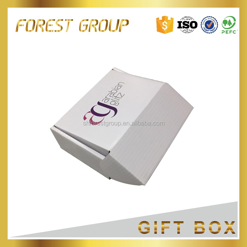 packaging and shipping corrugated paper recycle carton <strong>box</strong>