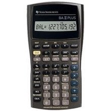 Refurbished BA II Plus Business Analyst Calculator