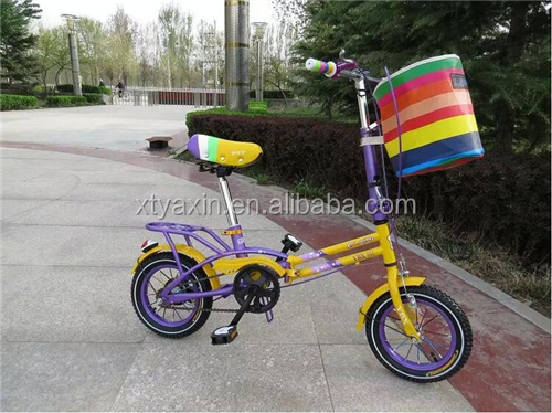 beach cruiser bicycle folding for 10 years old child