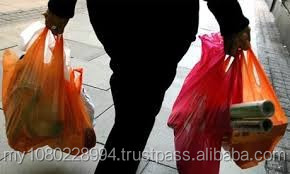 T Shirt Bags ( HDPE, LDPE, LLDPE )