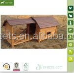 Farming Poultry control sheds dog kennel with fence