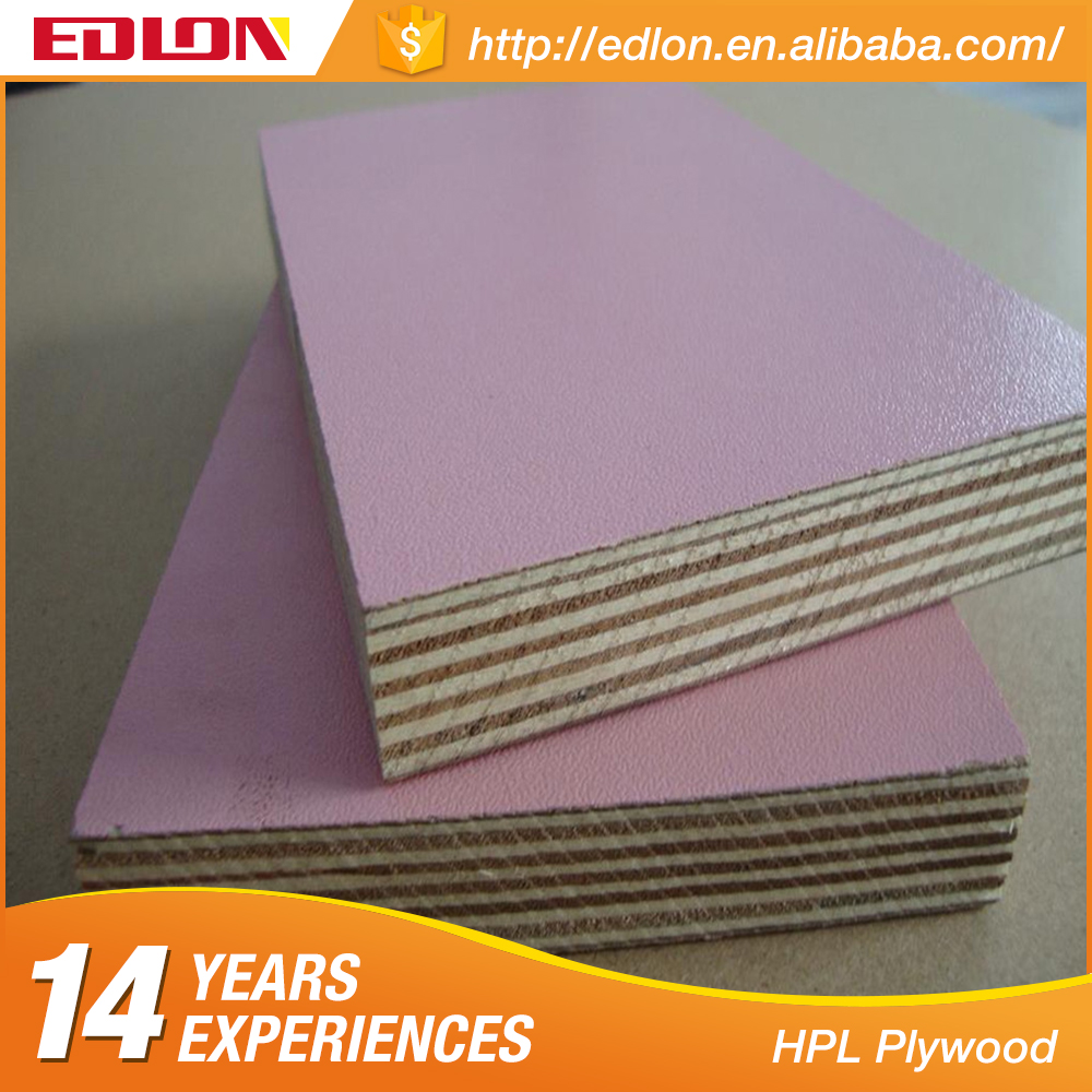 Chinese brand manufacturer first-class birch hpl hardwood plywood