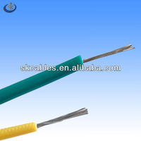 UL1007 stranded pvc hook up electrical wire