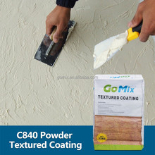 Decorative Stucco Coating C840 Exterior Wall Finish Materials