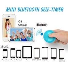 Universal Mobile phone Wireless Self-timer Bluetooth Remote Control Camera Shutter for All Android Smartphone/IOS Mobile Phone