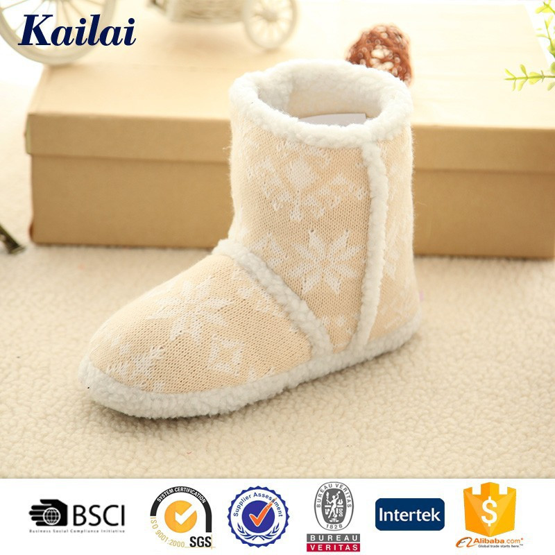 wholesale new trend fascinating and noble Cashmere cheap snow boot