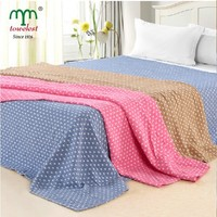 2015 New Style China Manufacturer Star Jacquard Flat Sheet Bed Sheet 100 Cotton