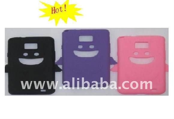 I9100 Case With Silicone Material