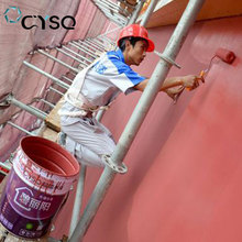 Color best price asian waterproof water based exterior house wall paints