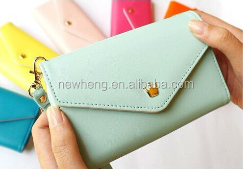 Wholesale colorful wallet leather case for iphone 5s hot cover for iphone 5s full protection case for iphone5s