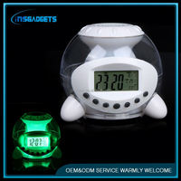 Digital clock timer ,H0T493 digital lcd desk clock for sale
