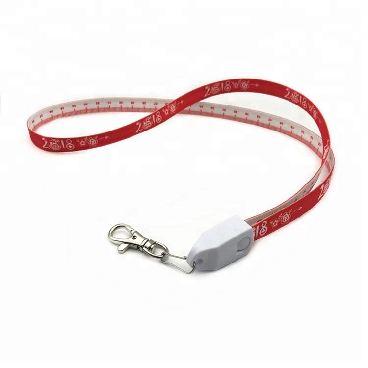 Full OEM Printing Work Card Lanyard Hang Rope USB Cable - ANKUX Tech Co., Ltd