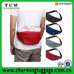 Running bum bag travel handy sports mini waist bag for ipad