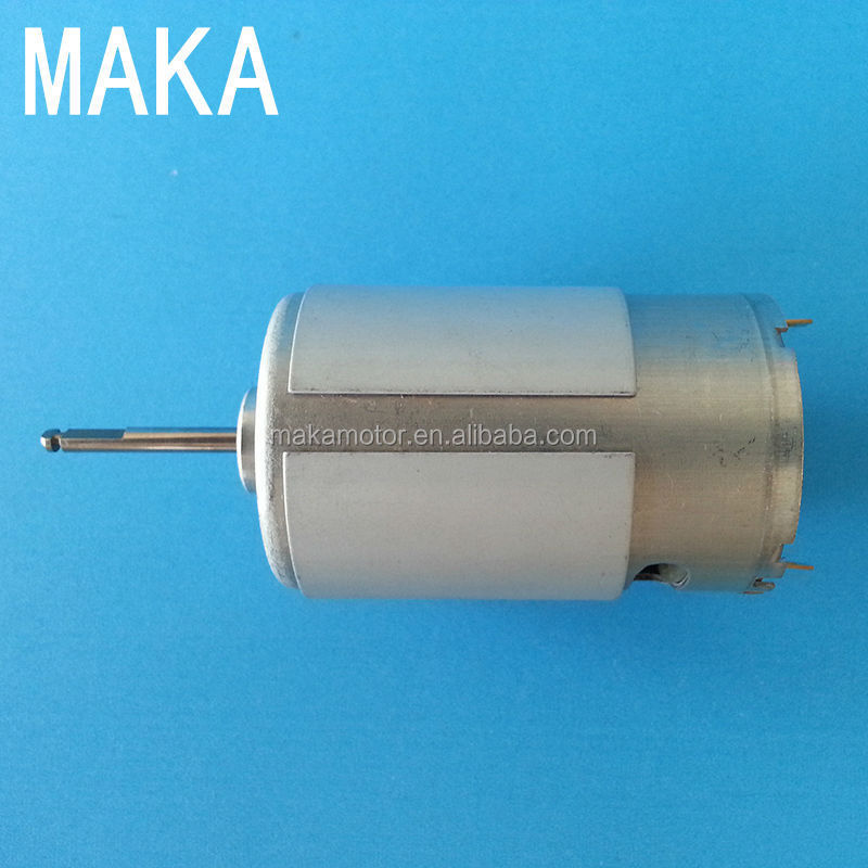 550JH03 magnetic beush 24v dc electric motor motors