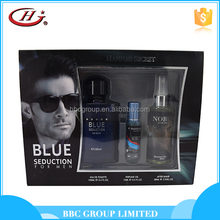 BBC-Sexy Garden026 New style men blue glass bottle brand name perfumes wholesale