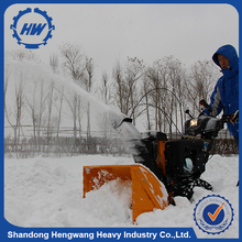 Snowblower 6.5Hp Gasoline Snow Blower 196Cc Two-Stage Snow Thrower