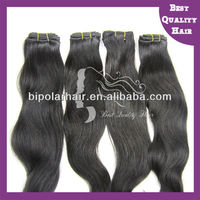 Made in China 100 percent remy raw virgin unprocessed human brazilian weaving hair wholesale