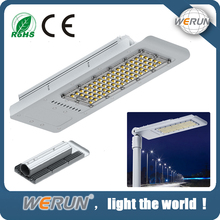 Alumilum 90w color temp daylight warm white outdoor led street light