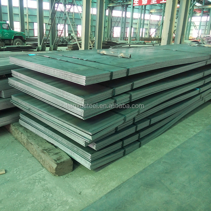 Weldable mild steel plate, ASTM A36, SS400, S235JR, Q235B