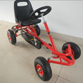 Small Cart Big Attitude pedal go kart for kids F110A