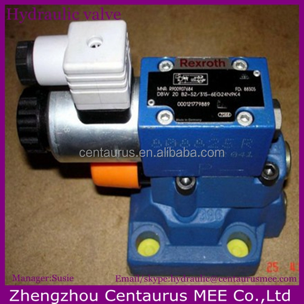 Factory price hydraulic poppet valves with fast delivery
