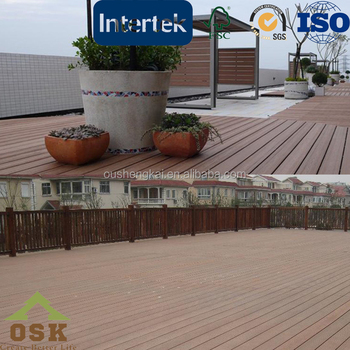 Solid engineered 140*25mm exterior outdoor wood decking