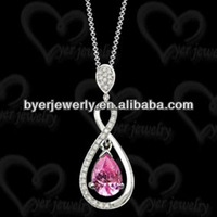 925 sun silver pendant jewelry for ladies with low price