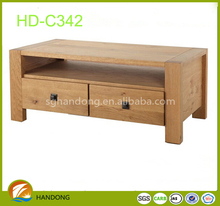 Modern Fancy Solid Wood Coffee Table Indian Living Room Furniture