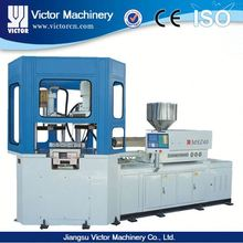 plastic sole injection molding machine / Two color PVC shoes machine
