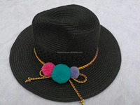 wholesele cheap panama hat wide promotion hat paper straw hat