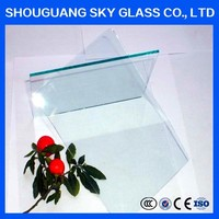 3mm Clear Sheet Glass, Ultra Thin Glass Sheet, Quartz Glass Sheet Use In Photo Frame, Window, Furniture