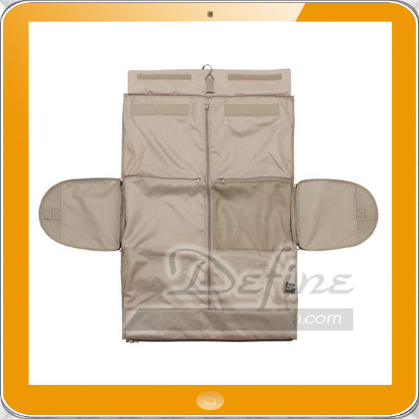 Military Durable Hybrid Garment Bag Duffel Bag Factory From China