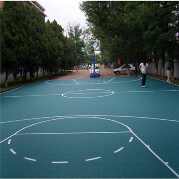 High quality wide application basketball court laminate for How wide is a basketball court