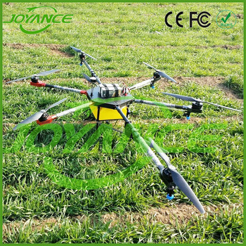 Easy to Operate uav drone crop sprayer with GPS for orchard