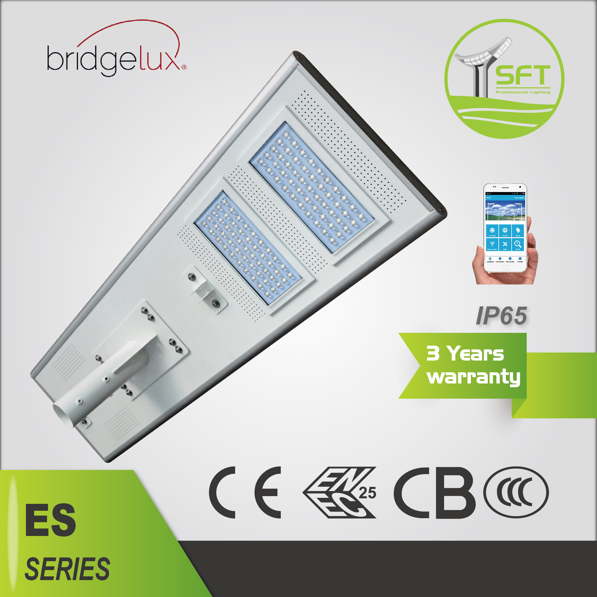 Promotional street light cut off of CE Standard