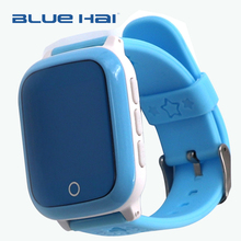 China Wholesale Anti-lost Child GPS Smart Watch, MTK6261 GSM Wrist Low Price of Smart Watch Phone for Kids