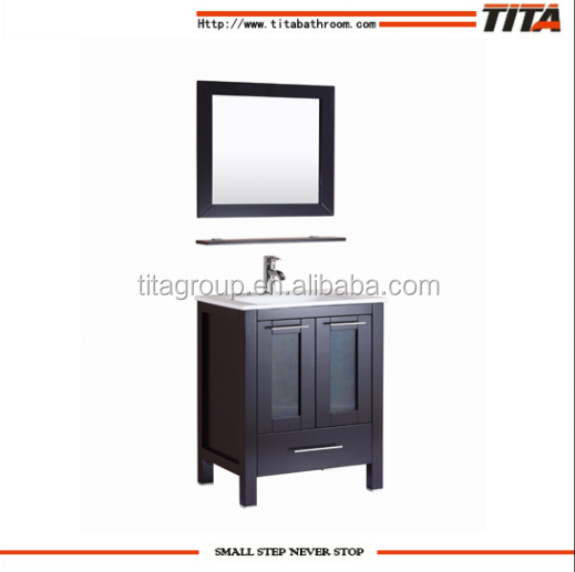 American Floor Mounted 24 Inch Bathroom Vanity Modern