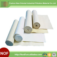 Polyester Material and Air Filter Usage needle filter felt
