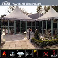 Canvas Canopy Tent for Wedding Party Supplies