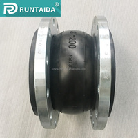 DN32 plumbing material flexible rubber joint for irrigation