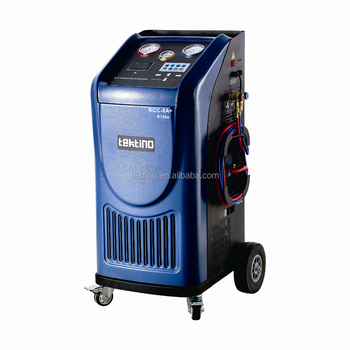 Factory Price! Tektino RCC-8A+ Full automatic Refrigerant Recovery Unit