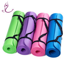 Wholesale 1/2 Inch Extra Thick NBR Yoga Mat Private Label