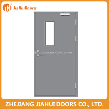 safe stainless steel fire door with door closeer